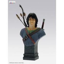 Figurine buste Thorgal -...