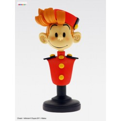 Figurine buste Spirou -...