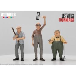Figurines Les Vieux...