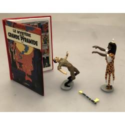 Figurine Blake et Mortimer...