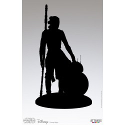Figurine Rey & BB-8 - Star...
