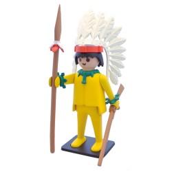 Figurine PLAYMOBIL LE CHEF...