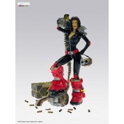 Figurine Carmen Mc Callum - Carmen - Gess - Attakus