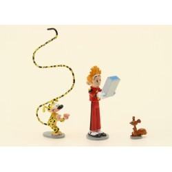 Figurine Spirou, Spip, le...