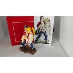 Figurine Bob et Bobette...