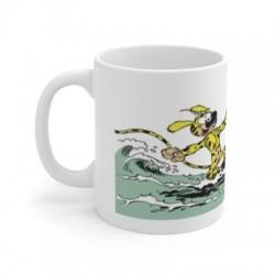 MUG MARSUPILAMI SURF