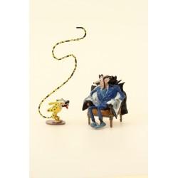 Figurine Spirou et Fantasio...