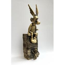 Figurine Astérix et Idéfix...