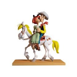 Figurine Lucky Luke - Maris...