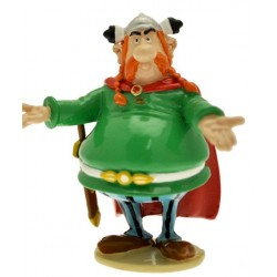 Figurine Abraracourcix - Collection Origine - ASTERIX / UDERZO - Pixi 06529
